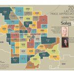 2016 Real Estate Appreciation Map by Zipcode