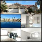 Waterfront home for sale in Desert Shores Community!