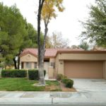Sun City Summerlin Cosmetic Fixer Townhouse on a Corner Lot Location!