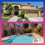 Located in the Lakes Community in Las Vegas, Nevada!
